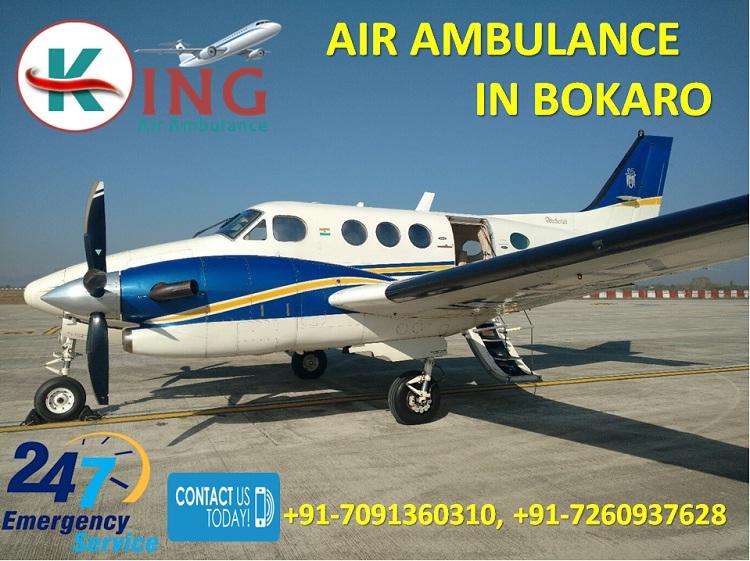 Air Ambulance in Bokaro